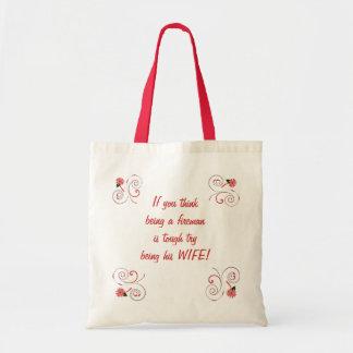 Het Canvas tas van de Vrouw van de Vechters van de