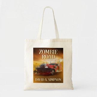 Het Canvas tas van de Weg van de zombie
