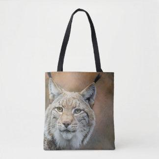 Het Canvas tas van de Wildernis van Bobcat