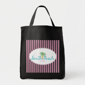 Het Canvas tas van de Zon van Miami van het Strand
