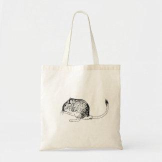 Het Canvas tas van Degu