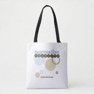 Het Canvas tas van Filminism - normaliseer