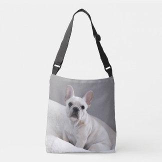 Het Canvas tas van Frenchie van de room