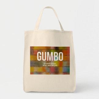 Het Canvas tas van Gumbo