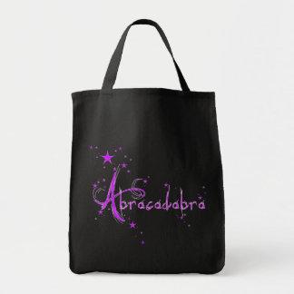 Het Canvas tas van het abracadabra
