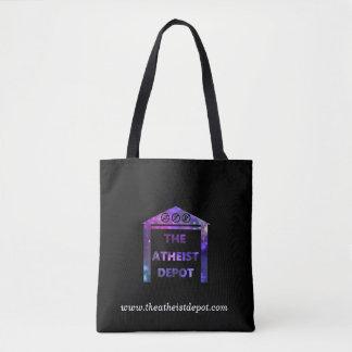 Het Canvas tas van het Depot van de Atheïst