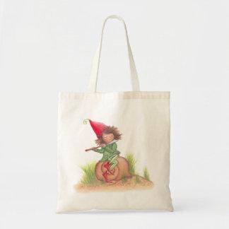 Het Canvas tas van het Elf van de fluit