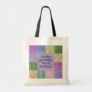 Het Canvas tas van het Lapwerk van de Humor van