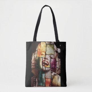 Het Canvas tas van het Pop-art van Monroe van
