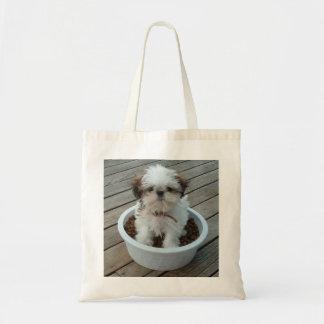 Het Canvas tas van het Puppy van Tzu van Shih