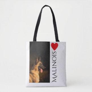 Het Canvas tas van het Ras van Malinois