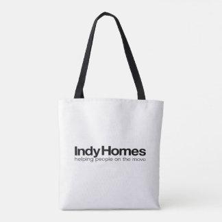 Het Canvas tas van het Team van de Huizen van Indy