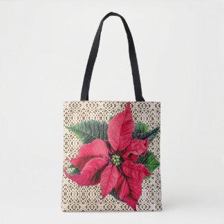 Het Canvas tas van het Vakantie van Kerstmis van