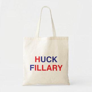 Het Canvas tas van HUCK FILLARY Hillary Clinton