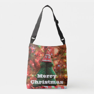 Het Canvas tas van Kerstmis van de kerstboom