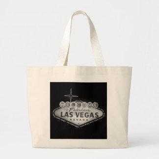 Het Canvas tas van Las Vegas