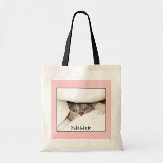 Het Canvas tas van Marie van Nala