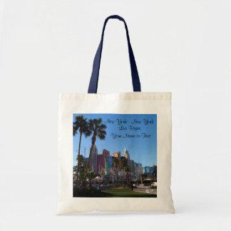 Het Canvas tas van New York - van het Hotel van