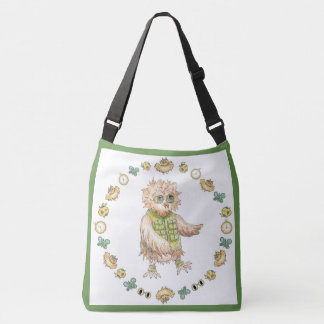 Het Canvas tas van Oscar Owl Baby