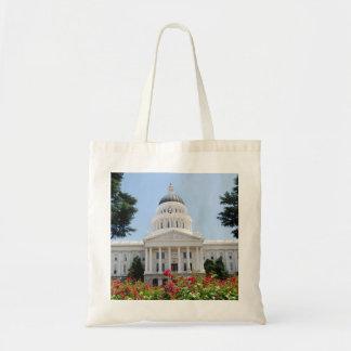 Het Canvas tas van Sacramento van het Capitool van