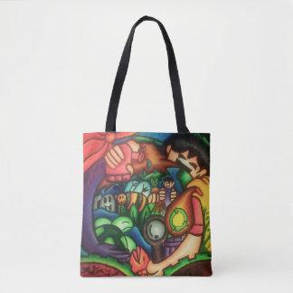 Het Canvas tas van Themed van het Behoud van het