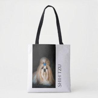 Het Canvas tas van Tzu van Shih