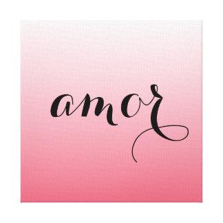 het canvas van de amorkunst - pas aan