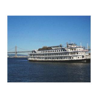 Het Canvas van de Cruise van San Francisco