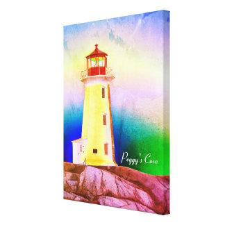 Het Canvas van de Douane van Nova Scotia Canada