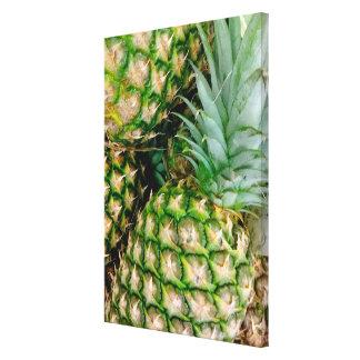 Het Canvas van de Foto van de ananas