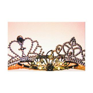 Het Canvas van de tiara