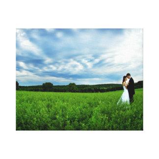 Het Canvas van het huwelijk