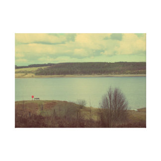 Het Canvas van het Reservoir van Derwent