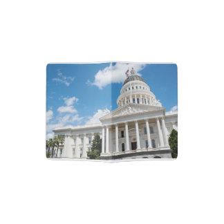 Het Capitool van de Staat van Sacramento van Paspoort Houder