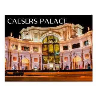 Het Casino de V.S. van het Caesars Palace van Las Briefkaart