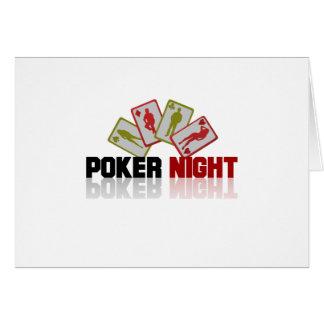 Het Casino van de pook Notitiekaart