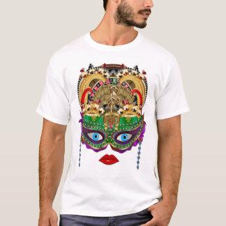Het Casino van Gras van Mardi Koningin 2 de T Shirt