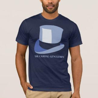 Het casual Overhemd van Heren T Shirt