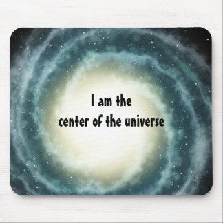 Het Centrum van de kosmische ruimte van het Heelal Muismatten