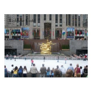 Het Centrum van Rockefeller Briefkaart