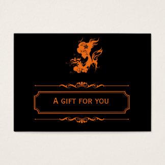 Het Certificaat van de Gift van de salon