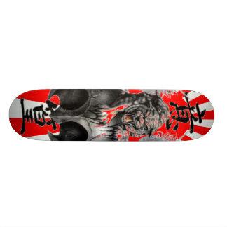 Het Chinese Aangepaste Skateboard van de Draak -