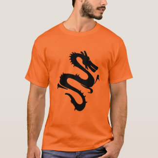 Het Chinese overhemd van de Draak T Shirt