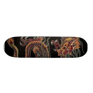 Het Chinese Skateboard van de Draak