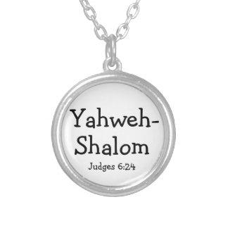 Het Christelijke Vers van de Bijbel beoordeelt Zilver Vergulden Ketting