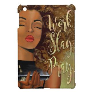 Het Christelijke Werk van de Kunst doodt bidt iPad iPad Mini Case