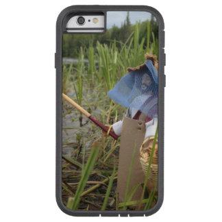 Het Cijfer Jesus Goes Fishing van de actie Tough Xtreme iPhone 6 Hoesje