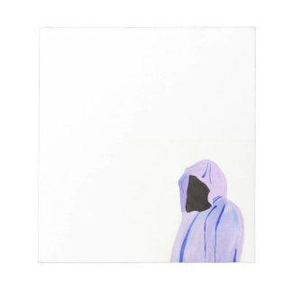 Het Cijfer van Cloaked Kladblokken