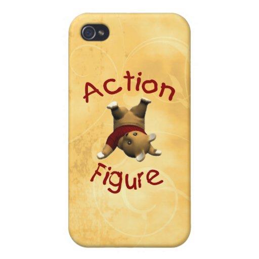 Het Cijfer van de actie iPhone 4/4S Case