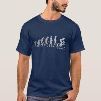 Het Cirkelen van de Weg van de evolutie T-shirt